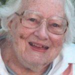 Lonergan, Marjorie for prayer card